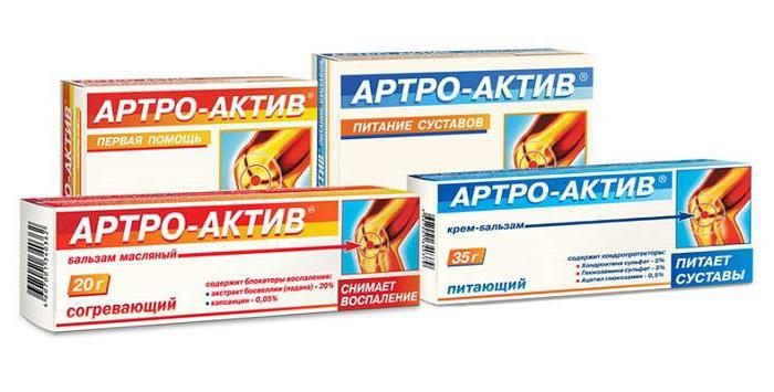 «артро-актив» для здоровья суставов