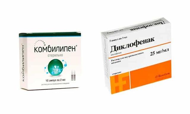 Комбилипен таблетки: инструкция препарата
