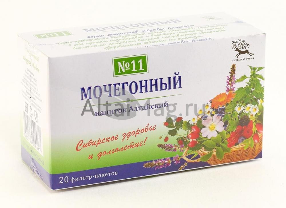 Урологический (мочегонный) сбор-ф инструкция по применению, отзывы и цена в россии