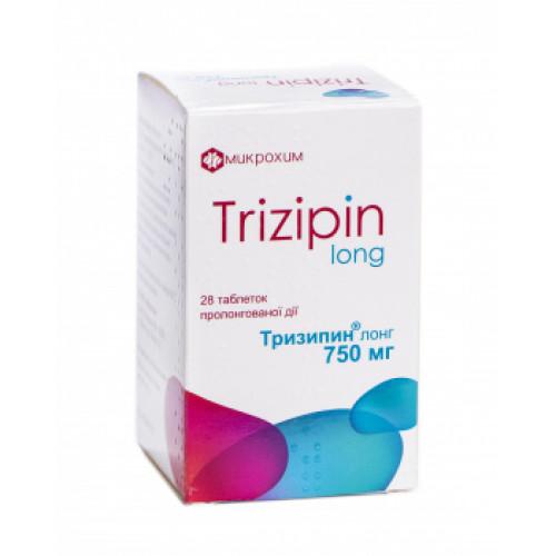 Тризипин лонг 1000 мг таблетки №28
