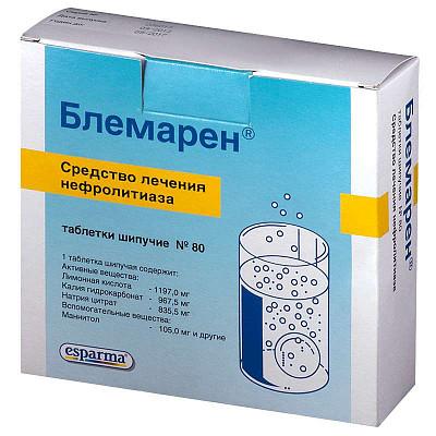 Отзывы о препарате блемарен