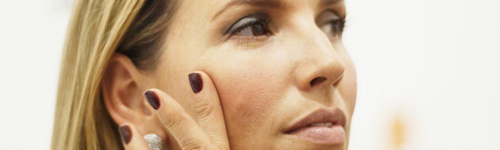 Как поправиться на лицо щечки