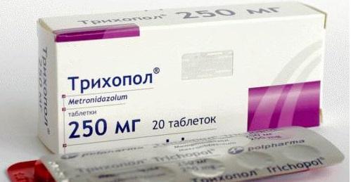 Трихопол: инструкция по применению, аналоги и отзывы, цены в аптеках россии