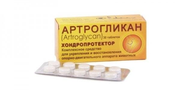 Артрогликан для собак: правила применения и подбор дозировки