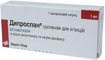 Дипроспан уколы