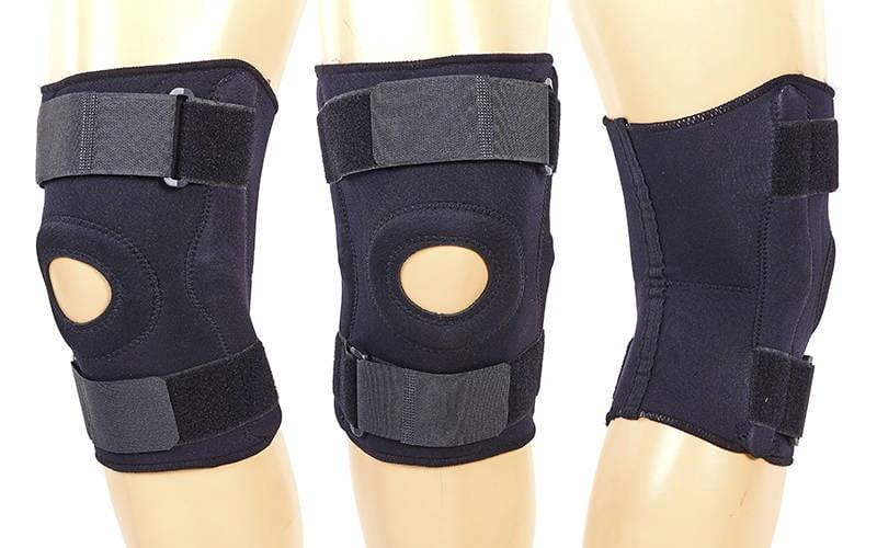 Растяжение связок колена: признаки травмы, первая помощь и сколько проходит по времени