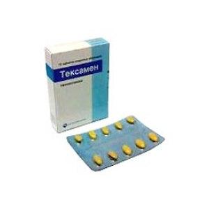Аналоги таблеток тексамен