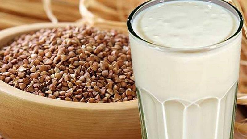 Чем полезна гречневая диета с кефиром