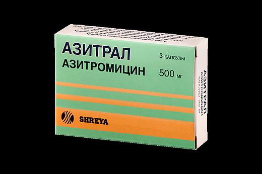 Препарат азитрал: инструкция по применению