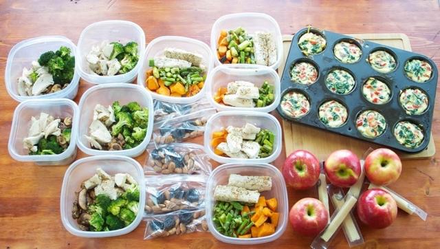 Польза пятиразового питания и меню на неделю для похудения