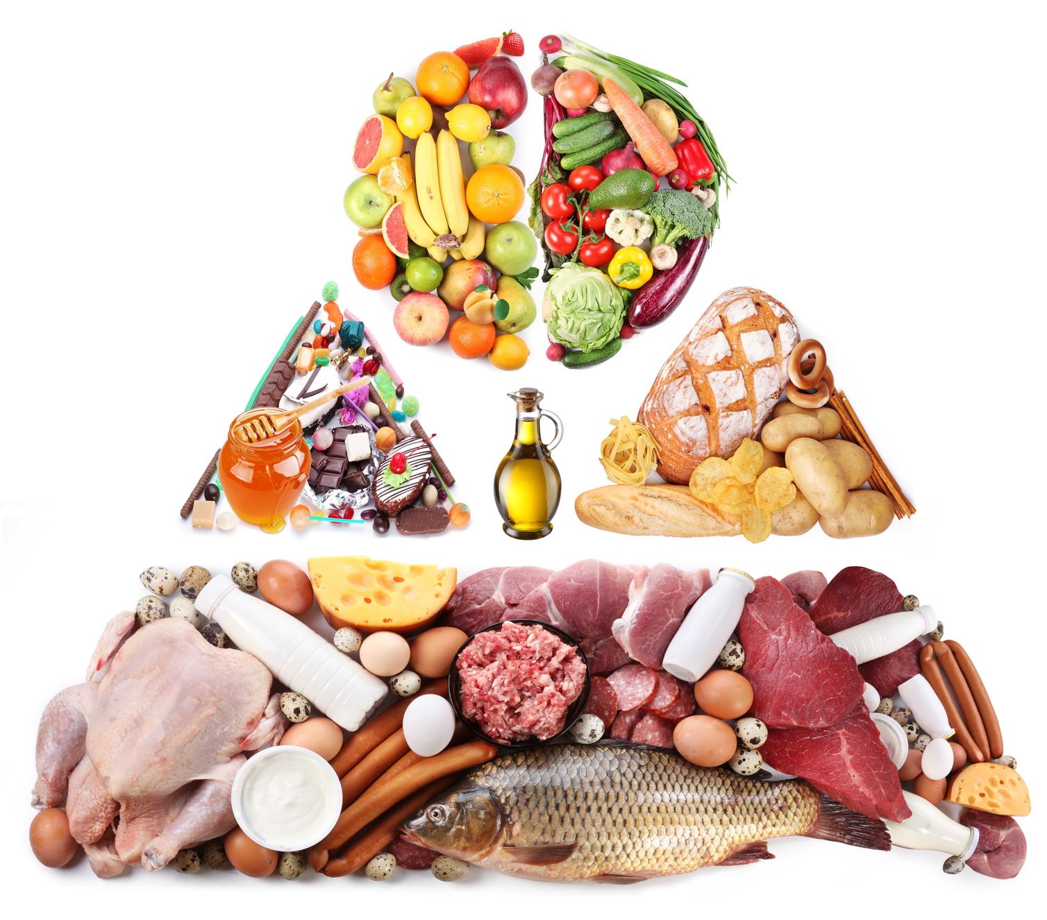Белково-витаминная диета – принципы питания, примерное меню на неделю