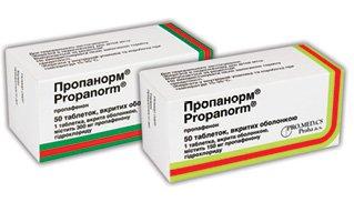 «пропанорм»: отзывы кардиологов и пациентов, показания, инструкция по применению, аналоги