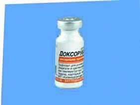 Доксорубицин - инструкция по применению, цена, отзывы и аналоги