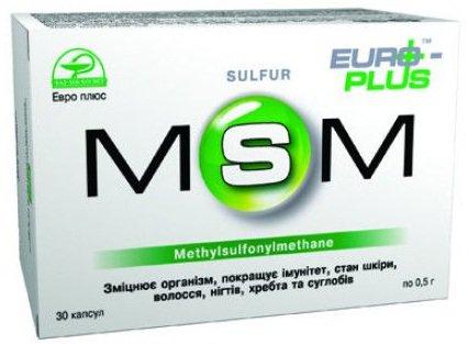 Когда назначают и как принимать метилсульфонилметан?