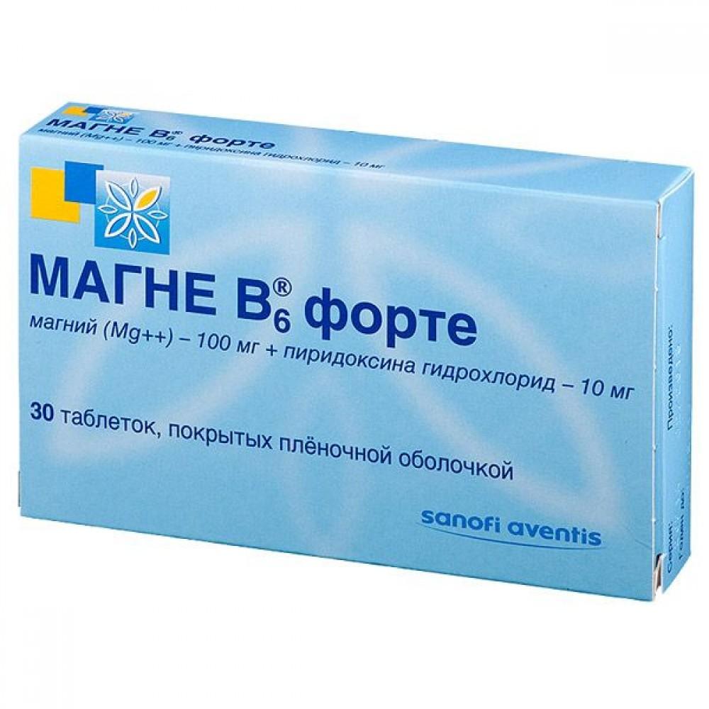 Магне b6: инструкция по применению для детей и взрослых, отзывы