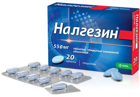 Налгезин: инструкция по применению, аналоги и отзывы, цены в аптеках россии