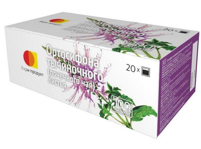Почечный чай (ортосифон): полезные свойства и противопоказания