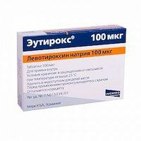 Инструкция по применению эутирокс (euthyrox)
