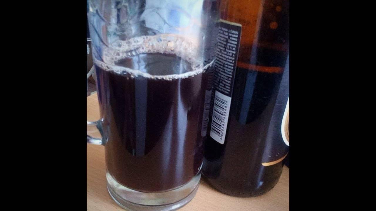 Горячее пиво от кашля: рецепт напитка, эффективность, отзывы