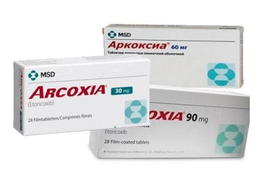 Аркоксиа (arcoxia). инструкция по применению, цена, отзывы, аналоги
