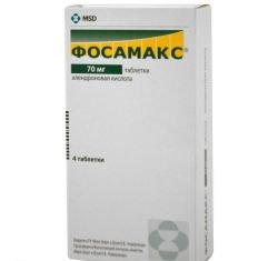 Применение лекарства фосаванс для лечения остеопороза