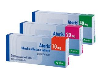 Что лучше – аторис или аторвастатин
