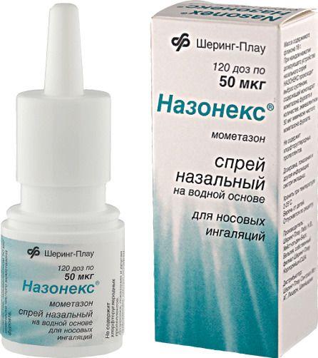 Мометазон (mometasone) спрей для носа. инструкция по применению, отзывы, цена