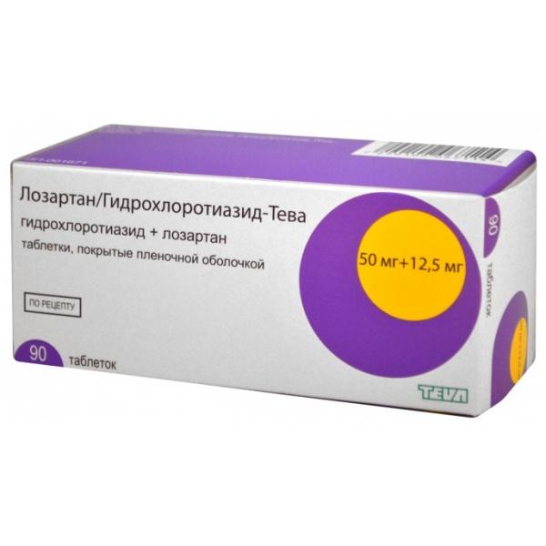 Гидрохлортиазид (hydrochlorothiazide)