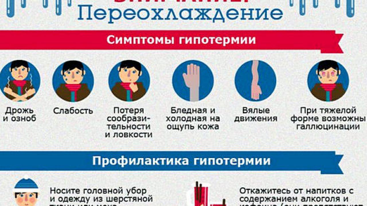 Переохлаждение (гипотермия). причины, первая помощь, степени и возможные последствия :: polismed.com