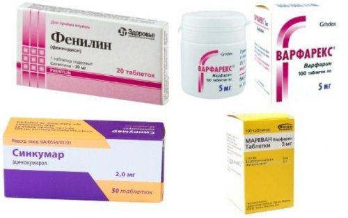 Для чего таблетки 2,5 и 5 мг апиксабан: инструкция по применению