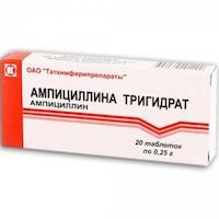 Ампициллин (ampicillin) в таблетках. цена, инструкция по применению взрослым, детям, аналоги, от чего помогает