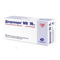 Как принимать препарат депренорм