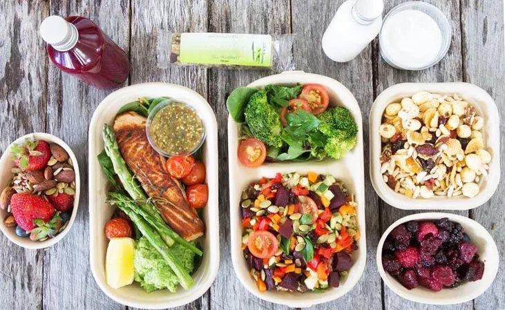 Как похудеть после 55 лет женщине в домашних условиях: советы диетологов, примерное меню на неделю