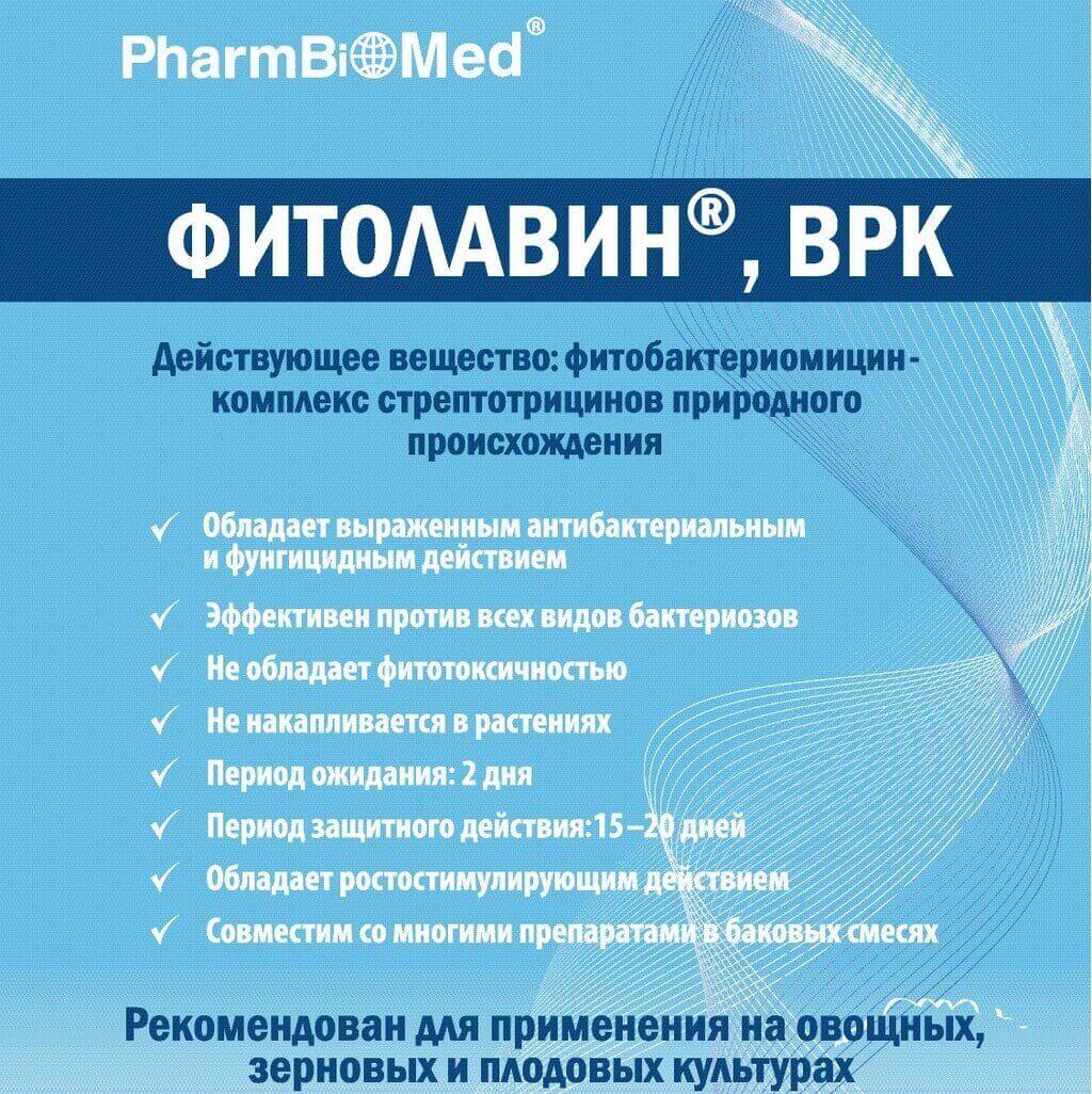 Особенности применения препарата «фитолавина» для растений