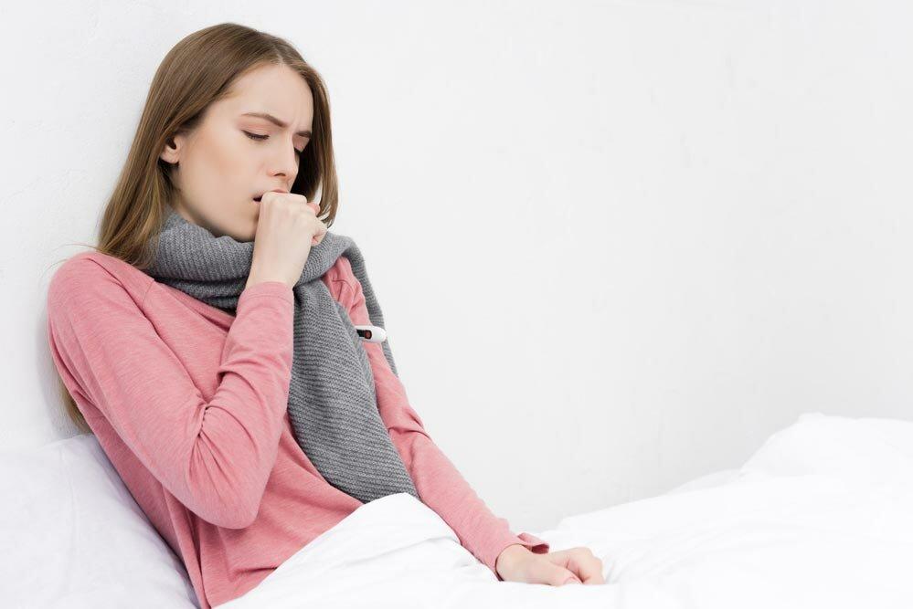 Причины и лечение кашля при разговоре