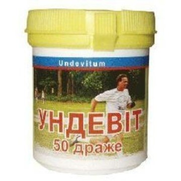 Ундевит - состав витаминов, инструкция по применению, дозировка для детей и взрослых, аналоги и цена