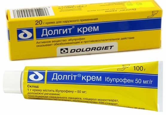 Мазь ибупрофен: от чего помогает и как применять
