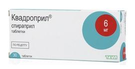 Квадроприл (спираприл)