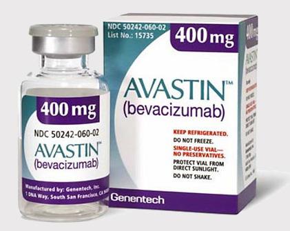 Авастин: лечение препаратом