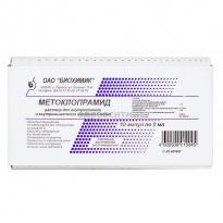 Таблетки 10 мг и уколы в ампулах метоклопрамид: инструкция, цены и отзывы