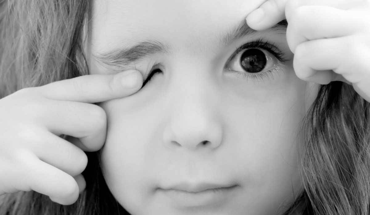 Чем вызвать картинки с закрытыми глазами