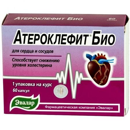 """""""атероклефит био"""": отзывы врачей и инструкция"""