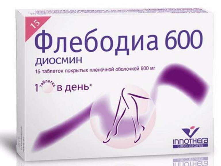 Аналоги таблеток флебодиа