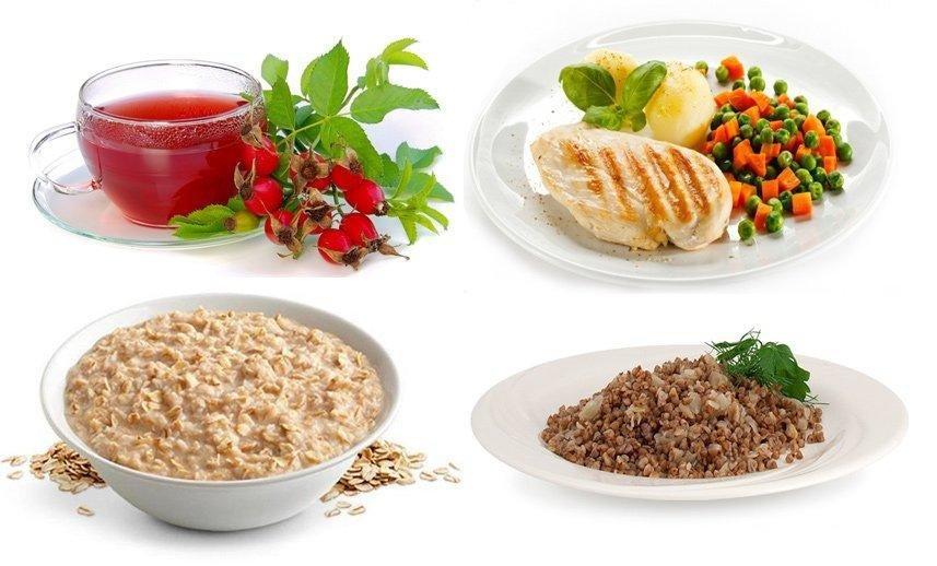 Диета при язве желудка, меню питания, рецепты диетических блюд