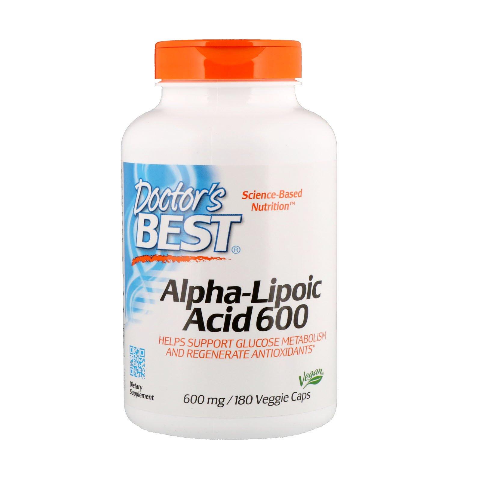 Альфа-липоевая кислота - королева антиоксидантов
