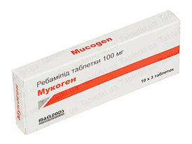 Мукоген — все о популярном гастропротекторе