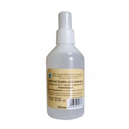 Хлоргексидина биглюконат инструкция по применению цена отзывы и аналоги