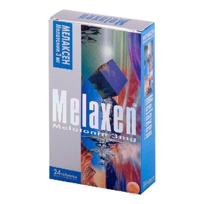 Мелаксен: инструкция по применению, цена в аптеках, отзывы врачей и пациентов, аналоги дешевле