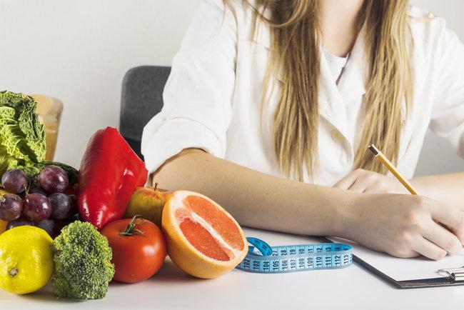 Как похудеть женщине после 40 лет с помощью правильного питания