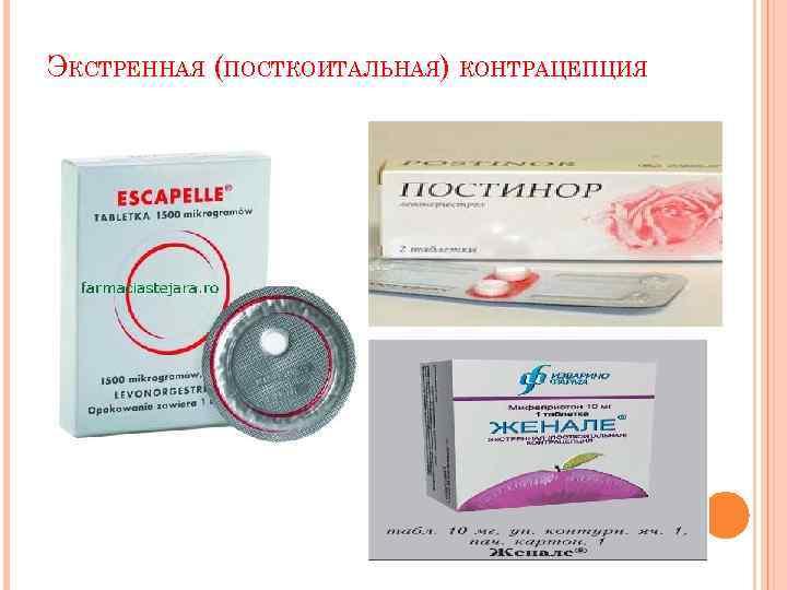 Контрацептивы после незащищенного акта / mama66.ru